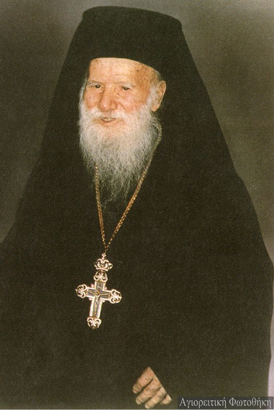 Πνευματικοί Λόγοι: Άγιος Πορφύριος Καυσοκαλυβίτης: «Όταν θα φύγω θα ε...