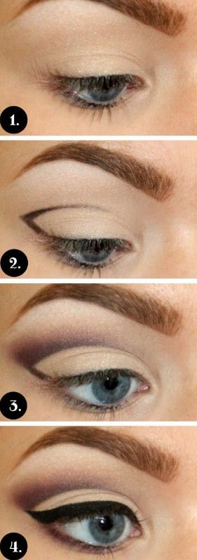 I love Don this and didn't know what it was called!  Lol Cut crease tutorial