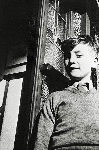 """The worst pain is that of not being wanted, of realizing your parents do not need you in the way you need them.""-John Lennon, picture taken when he was age seven"