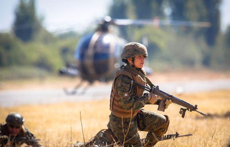 Ministro de Defensa, José Antonio Gómez, destaca crecimiento en la incorporación de mujeres a las Fuerzas Armadas.