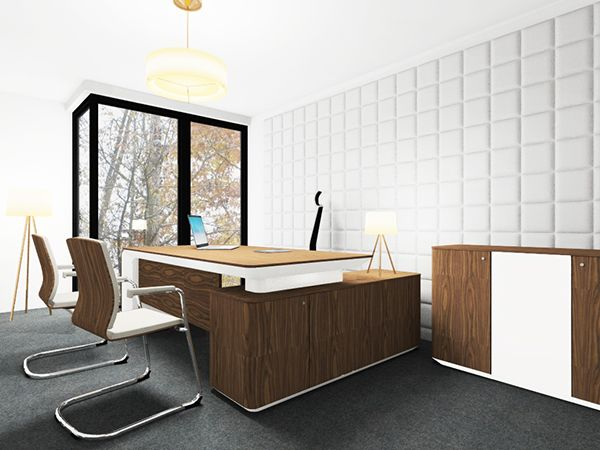 Office | Gdańsk, Kartuska Street on Behance