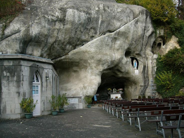 Lourdesgrot, Cauberg, Valkenburg aan de Geul.