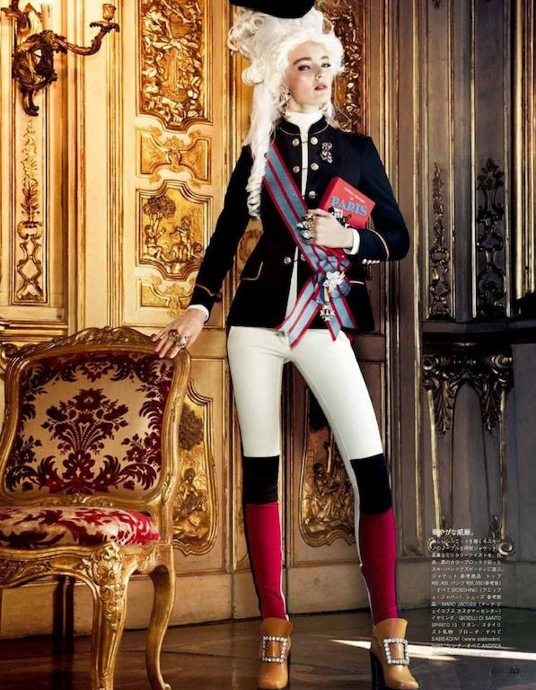 All+the+Riches+a+Girl+Can+Have+Ymre+by+Sgura+Vogue+Nippon+October+2012+3.jpg (597×768)