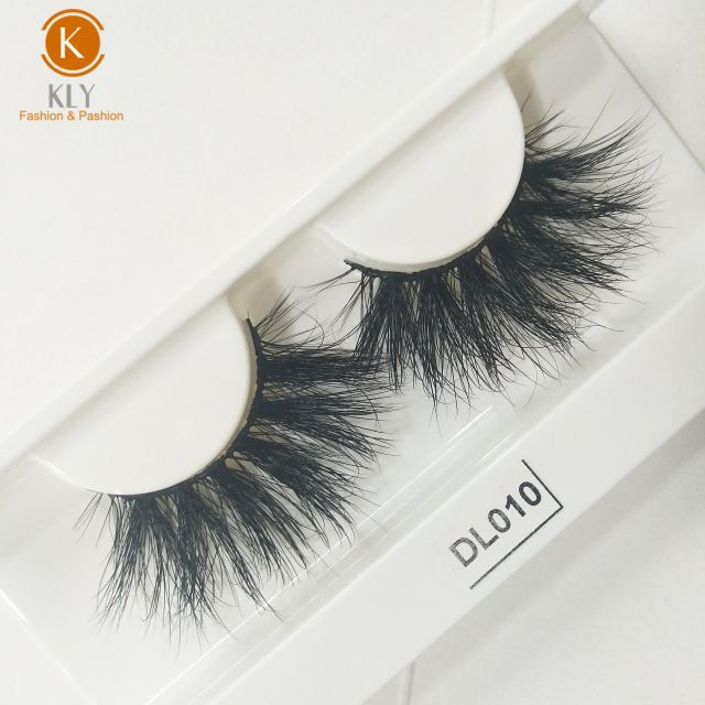 59f48ce5f9e Wholesale Mink Strip 25MM Eyelashes Big Full 3D Mink Lashes with custom  package From m.alibaba.com
