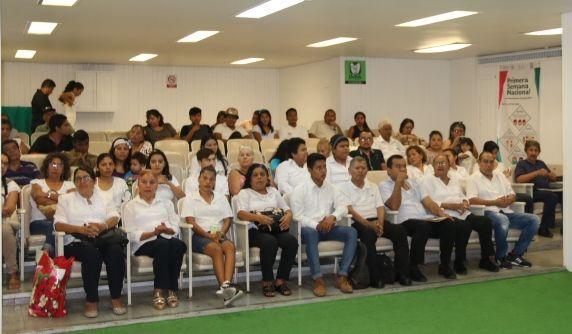 ] ACAPULCO, Gro. * 13 de septiembre de 2017. IMSS La Delegación del Instituto Mexicano del Seguro Social (IMSS) en Guerrero en coordinación con el Instituto Nacional de educación de los Adultos Mayores (INEA) hizo entrega, de 27 certificados de primaria y secundaria. La alfabetización constituye...