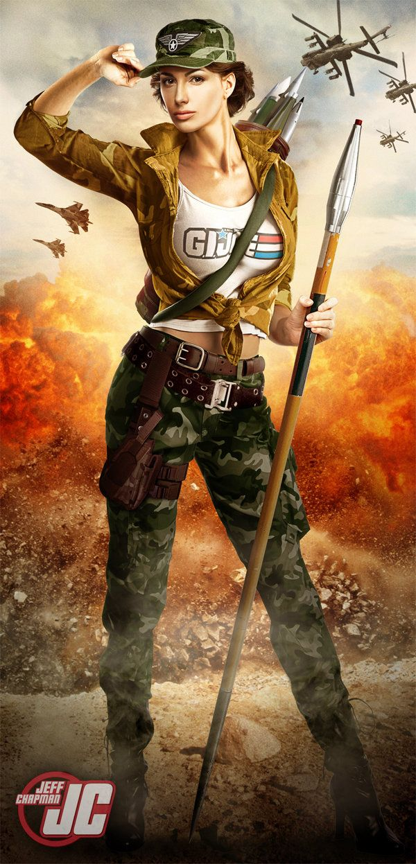 Lady Jaye from G.I. Joe by Jeffach.deviantart.com on @deviantART