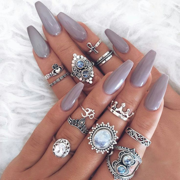 295 best Fake Nails ♡ (Acrylic/Gel) images on Pinterest | Belle ...