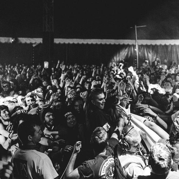 thisispvris:  Leeds Festival.  Photo by @samsanroman