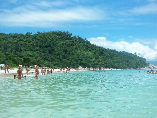 Campeche beach, florianopolis Brazil