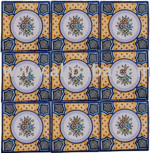 1000 images about tiles on pinterest tiles for for Azulejo de talavera mexico