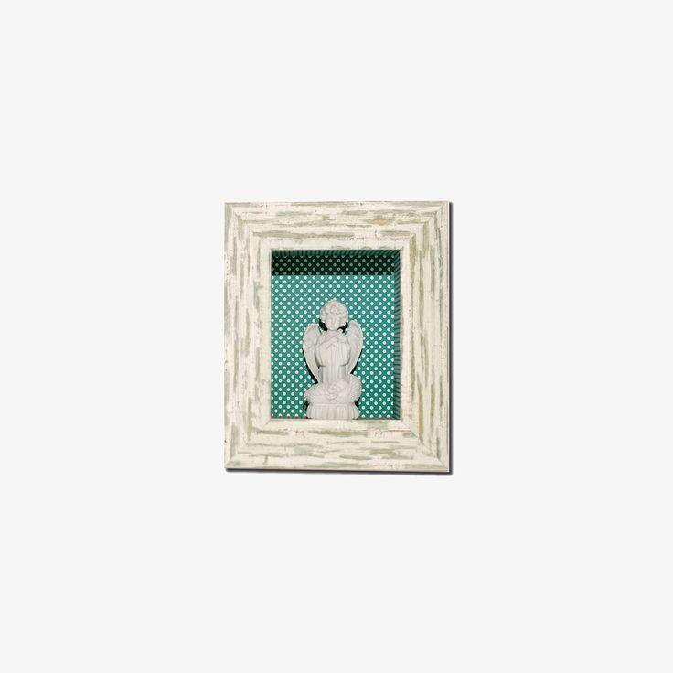 Guardian Angel Frame | Oficina d'Artesã