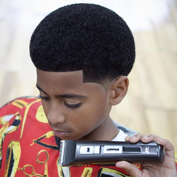 awesome 25 Cool Ideas for Black Boy Haircuts - For Cute and Fancy Gentlemen