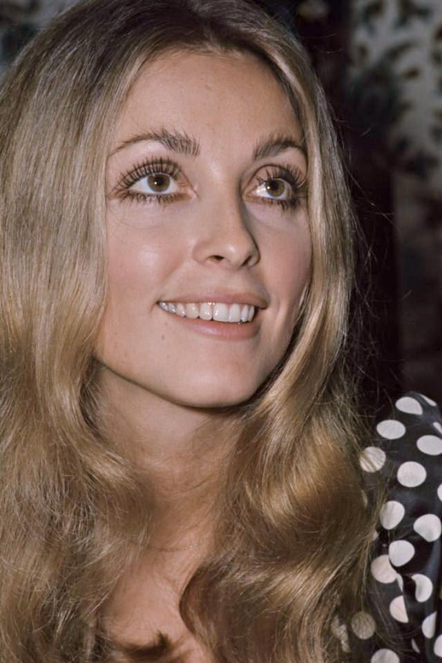 Sharon Tate photographed by Jean Claude Deutsch in Paris,1968