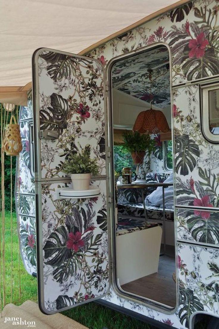 46 Top Vintage Caravans Interior Makeover On a Budget – camper