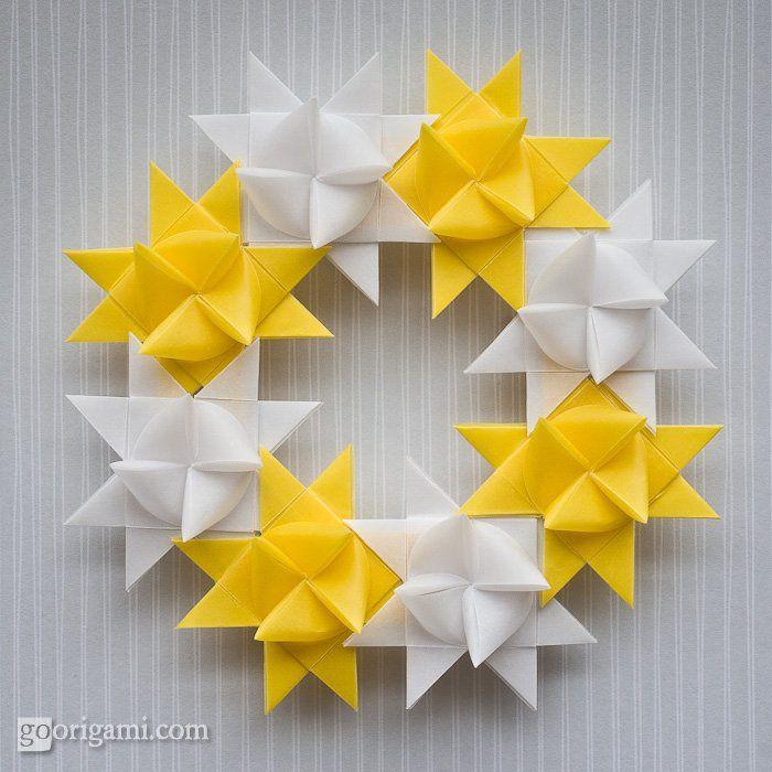 Best 25 Origami stars ideas on Pinterest
