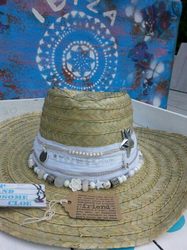 Ibiza hoed gemaakt door Hip and Handsome by Cloe Amsterdam