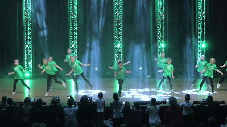 HIP HOP 9-11 lat - HMK1 - choreografia Martyna Bitner - 11. Przegląd Jag...