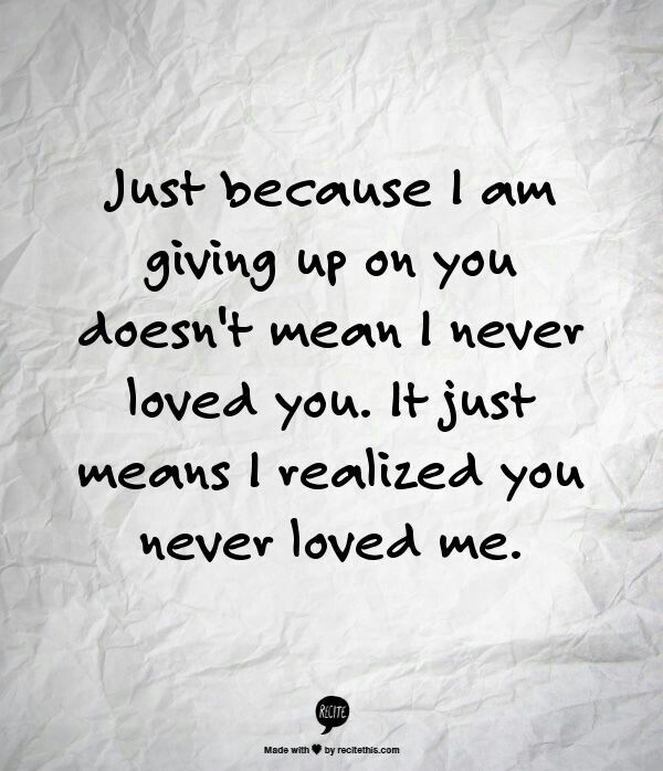 She Gave Up On You Quotes: 25+ Best Ideas About Supportive Husband On Pinterest