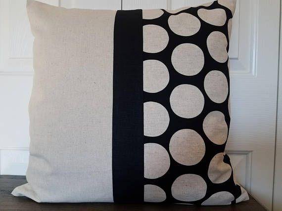 Color Block Pillow Covers Minimalist Décor  Modern Pillow