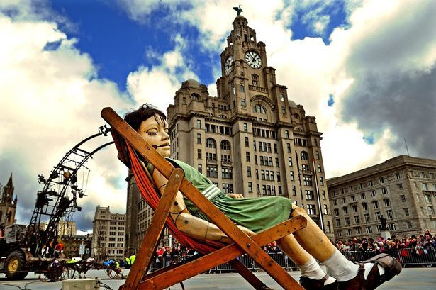 Liverpool Giants 2014 route maps unveiled for this year's Giant Spectacular - Liverpool Echo
