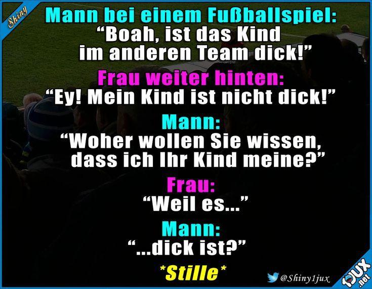 Hätte sie mal nichts gesagt ^^' #fail #lustigefails #nurSpaß #schwarzerhumor