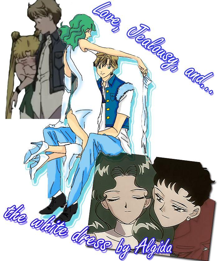 Haruka Michiru Love, Jealousy, and… The White Dress http://www.efpfanfic.net/viewstory.php?sid=2582602&i=1