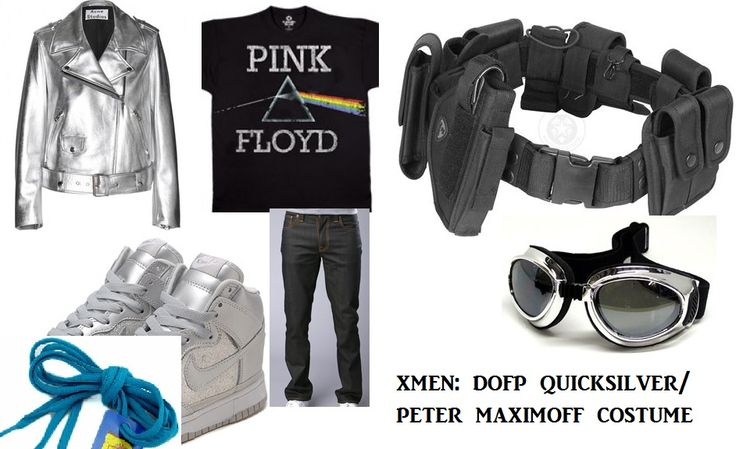 Quicksilver X Men Days Of Future Past Costume Days of Future ...