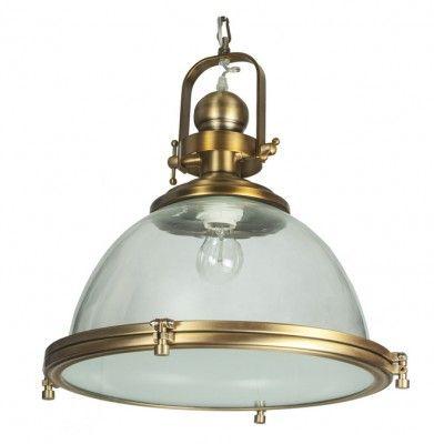 Lampa wisząca MANDALAY P01345GL BR