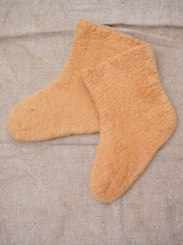 felt socks