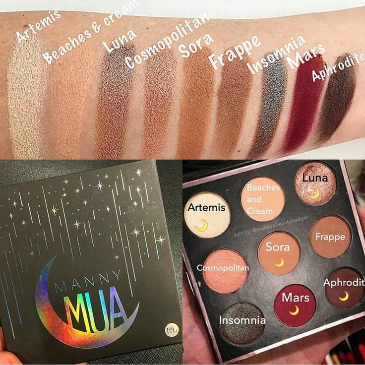 #makeupgeekxmannymua Repost from Alyssa Sparks.aesthetics - makeup products - http://amzn.to/2hcyKic