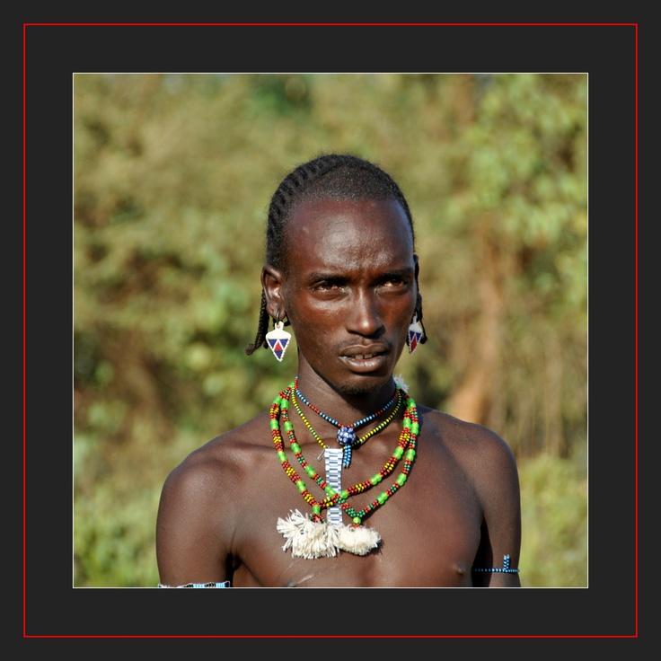Ethnies de la vallée de l'OMO
