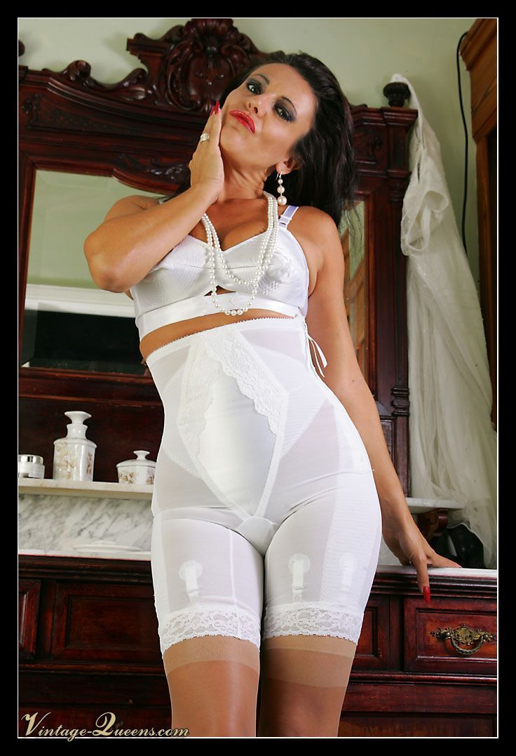 garters and girdles porn
