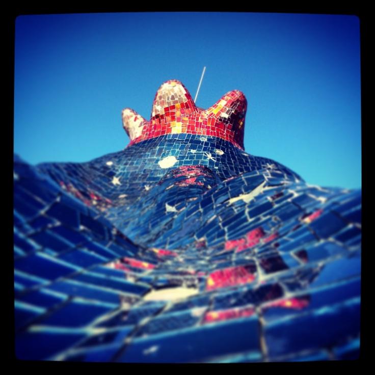 Giardino dei Tarocchi di Niki de Saint Phalle