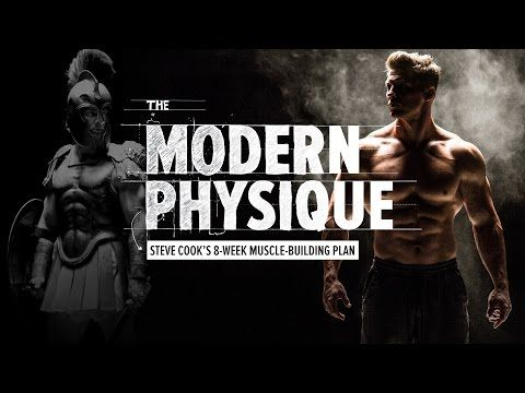 Bodybuilding.com: Steve Cook's Modern Physique Training Program | Trailer