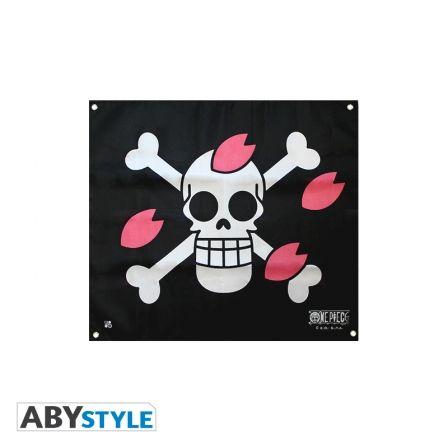 "ONE PIECE Drapeau One Piece Skull Chopper"" (50x60)"