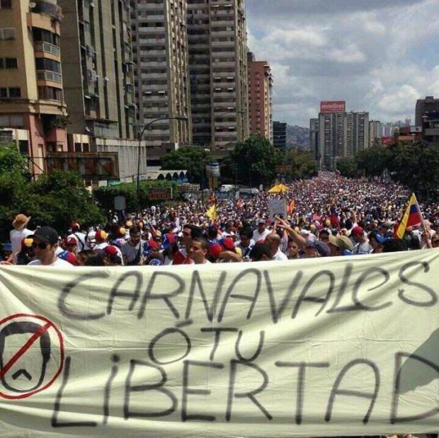 Carnevales O Tu Libertad - Carnivals Or Your Freedom