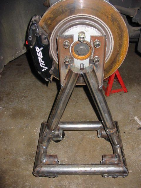 My DIY car skates. (wheel dollies)