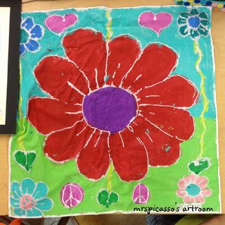 mrspicasso's art room: name projects