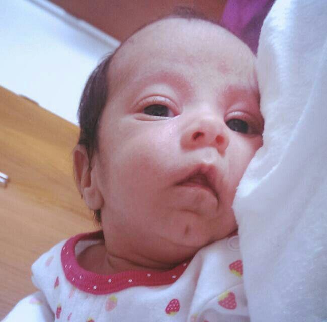 cleft chin baby - photo #4