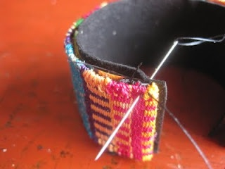 Mirrix's Weave-Along 4: The Tapestry/Bead Cuff Bracelet