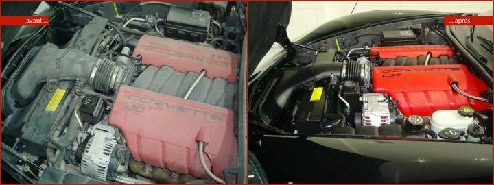 Un de nos clients a appliqué le nettoyant moteur Autoglym sur une Corvette. Le résultat parle de lui même ! http://www.shinee.fr/produits-nettoyage-exterieur-voiture/23-nettoyant-moteur-autoglym.html
