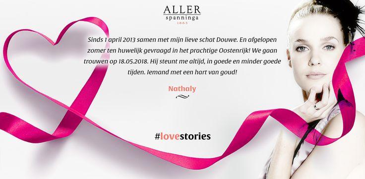 #Lovestories Ten huwelijk gevraagd worden in Oostenrijk, het klinkt bijna te mooi om waar te zijn! Heb jij net zo'n mooie #lovestory als Nathaly? Stuur deze dan in via https://www.allerspanninga.com/lovestories?utm_campaign=coschedule&utm_source=pinterest&utm_medium=Aller%20Spanninga en maak kans op een paar trouwringen t.w.v. €2.000!   - Op 30 maart 2013 haalde ik een vriendin op om op stap te gaan. Douwe zat daar op de bank een biertje te drinken met haar man. Ik was meteen verkocht. De…
