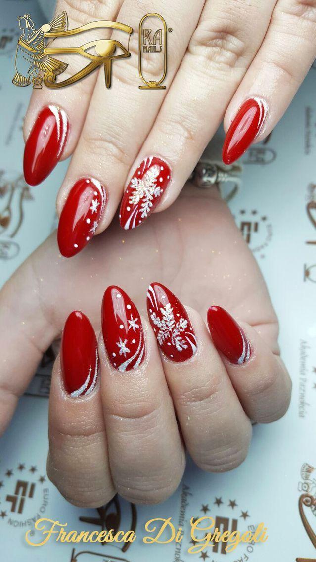 Happy Christmas Nailstyle Valentines Nail Art Designs Christmas Nails Valentine Nail Art