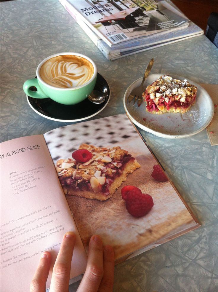 Satisfying having the recipe and my favourite cafe item in front of me.