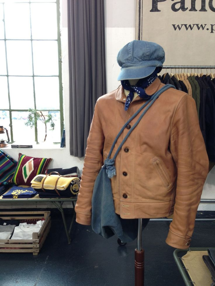 Pancho and Lefty pop-up store Capsule Berlin. (mister freedom, indigofera jeans, warehouse)