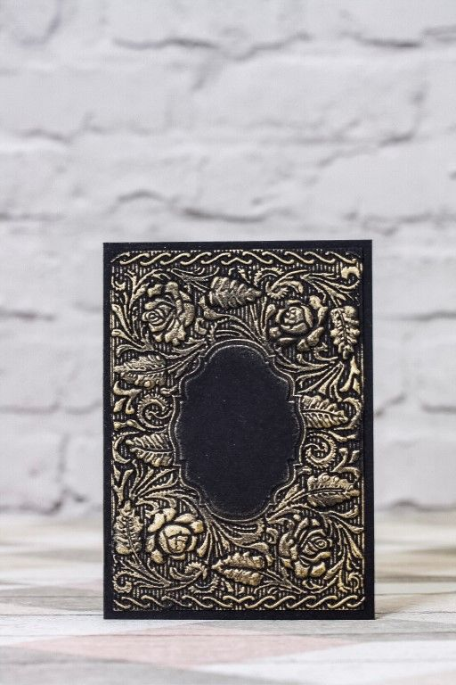 New 3D Embossing Folders by Crafters Companion