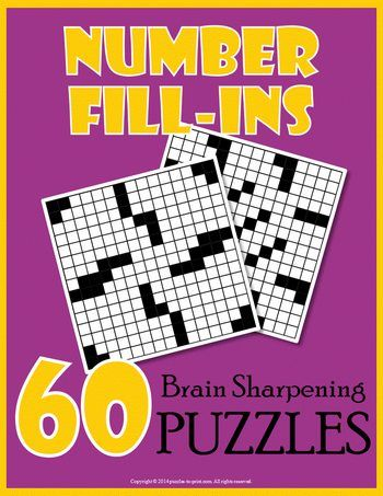 Get the puzzles you are craving right now.  60 high quality number fill in puzzles with their solutions in PDF format.  Easy purchase and download process.