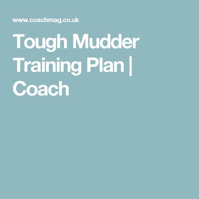 Tough Mudder Training Plan | Coach