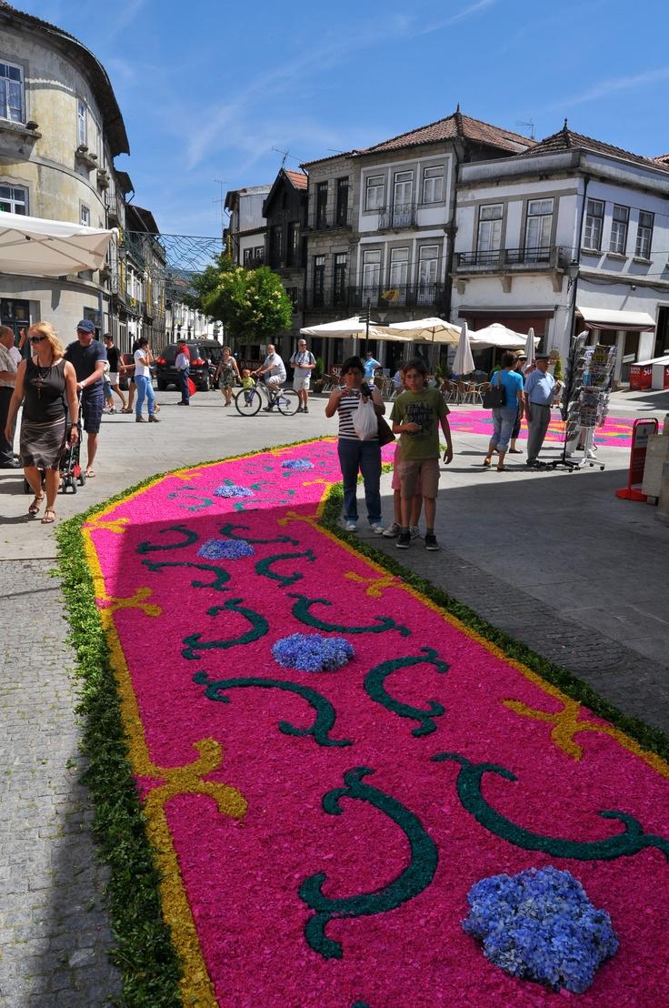 156 best alfombras flores y otros elementos images on pinterest - Alfombras portugal ...