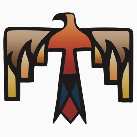 Thunderbird - Native American Indian Symbol